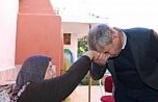 Başkan Yaralı'dan Vefa Ziyareti