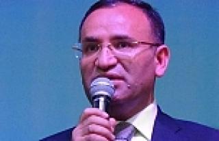 Bekir Bozdağ'dan Fethullah Gülen'e sert sözler