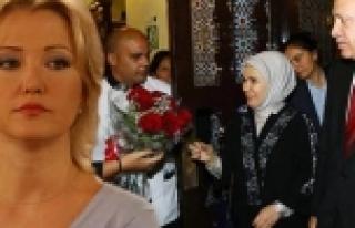 Berna Laçin'e Erdoğan sürprizi!