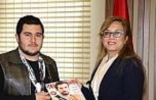 Beşiktaşlılar Grubundan Rektör Kılıç'a Ziyaret