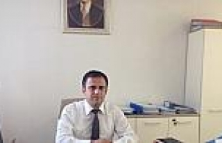 Bismil Ziraat Bankası Şube Müdürü Değişti