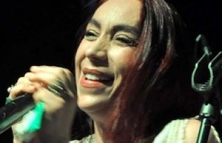 Bodrum'da Leman Sam konseri
