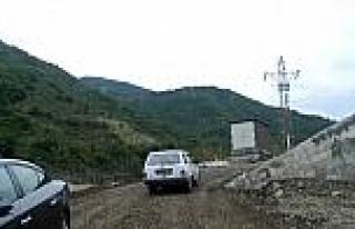 Bozkurt'ta Kapalı Olan Grup Yolu Ulaşıma Açıldı