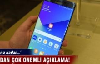 BTK'dan 'Samsung Galaxy Note 7' açıklaması