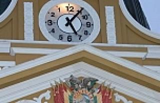 Bu da sol görüşlü saat