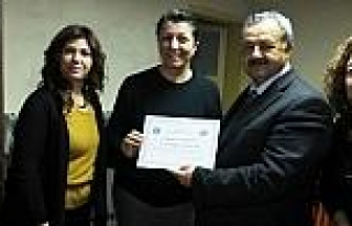 Burhaniye' De Başkan Uysal Engellilerle Yılbaşı...