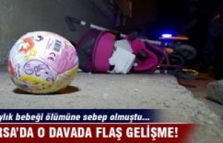 Bursa'da o davada flaş gelişme!