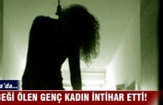 Bursa'da bebeğinin ölümüne dayanamayan Tacikistanlı...