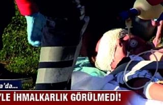 Bursa'da böyle ihmalkarlık görülmedi!