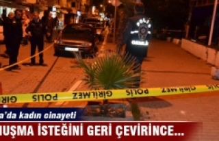 Bursa'da cinayet! Bıçaklı saldırıda hayatını...