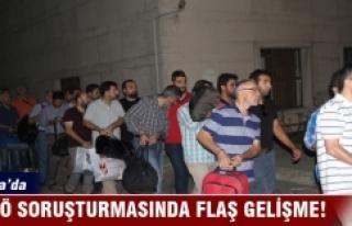 Bursa'da FETÖ soruşturmasında flaş gelişme!