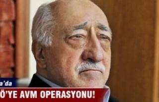 Bursa'da FETÖ'ye AVM operasyonu!