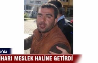 Bursa'da intihar girişimi mesleği oldu