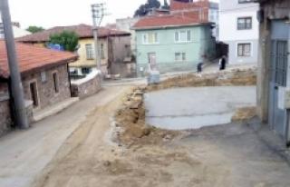Bursa'da şaşkına çeviren manzara