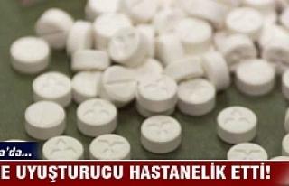 Bursa'da uyuşturucu her gün birini hastanelik...