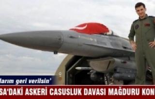 Bursa'daki askeri casusluk davası mağduru konuştu