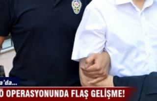 Bursa'daki FETÖ operasyonunda flaş gelişme