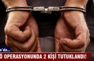 İznik'te FETÖ üyesi 2 kişi tutuklandı