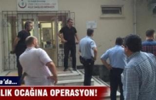 Bursa İznik'te sağlık ocağında görevli...