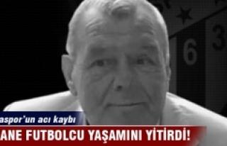 Bursaspor'un efsane futbolcusu hayatını kaybetti