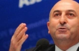 Çavuşoğlu konferansı son anda iptal etti