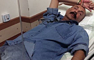 Cemil İpekçi hastaneye kaldırıldı