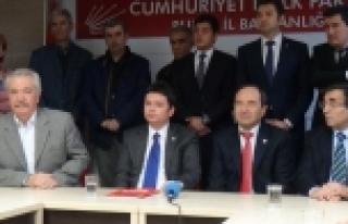 CHP Bursa'da ilk aday adayı...
