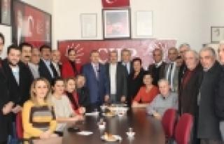 CHPliler Mudanya'da buluştu!