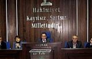 Çiftçi Malları Koruma Meclisi Seçimi Yapıldı