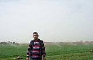 Çiftçilere 1 Miyon 730 Tl Sulama Desteği