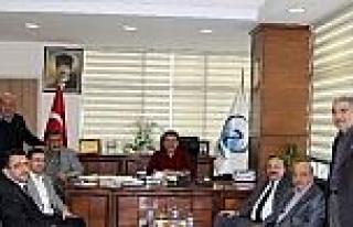Cihanbeyli'de Organize Hayvancılık Bölgesi İncelemesi...