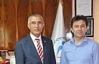 Cimnastik Federasyonu Başkanı Çelen'den, Hadi'ye...