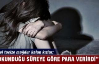 Cinsel tacize mağdur kalan kızlar: Dokunduğu süreye...