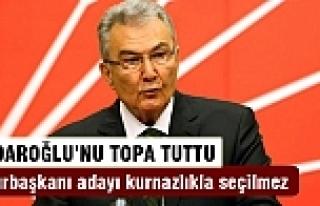 """""""Cumhurbaşkanı adayı kurnazlıkla seçilmez"""""""