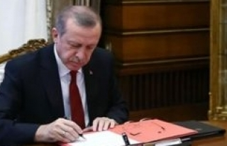 Cumhurbaşkanı İsrail ile anlaşmayı onayladı