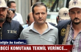 Darbeci Bursa Jandarma Alay Komutanı Akkuş'a...