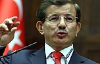 Davutoğlu'ndan Kılıçdaroğlu'nun o sözlerine...