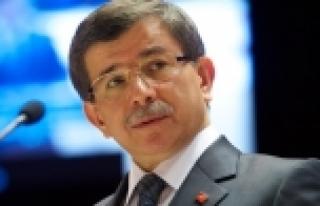 Davutoğlu'ndan 'rehine' açıklaması!