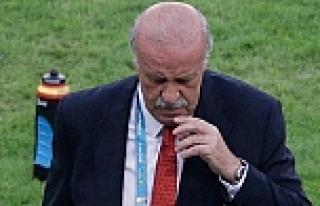 Del Bosque istifa edecek mi?