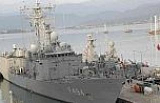 Deniz Kuvvetleri Gemileri Fethiye'de