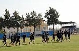 Didim Belediyespor Manisa Maçını Hazırlıklarını...