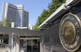Dışişleri Bakanlığı sınavlarına soruşturma