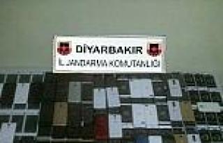 Diyarbakır'da Kaçak İçki Operasyonu