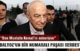 Doğan: Ben Mustafa Kemal'in askeriyim
