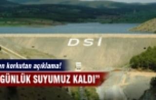 DSİ'den korkutan açıklama!