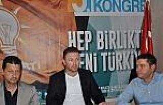 Edremit Ak Parti'de Delege Seçimi Heyecanı