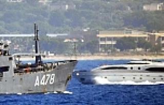 Ege Denizi'nde Türk gemilerine taciz