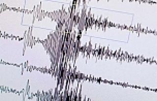 Ege'de bir deprem daha!