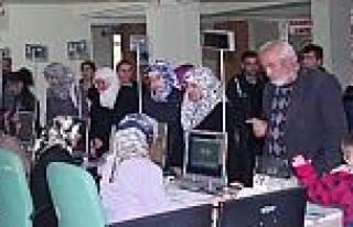 Elbistan Devlet Hastanesi'nde 502 Bin Poliklinik...