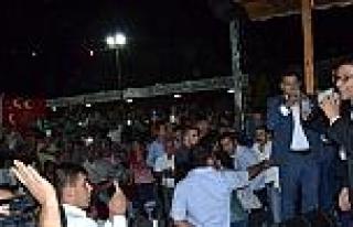 Elbistan'da Mustafa Yıldızdoğan Konseri
